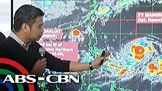 ANC Live: 'Strongest to hit PH this year,' Mangkhut intensifies further as it nears PAR