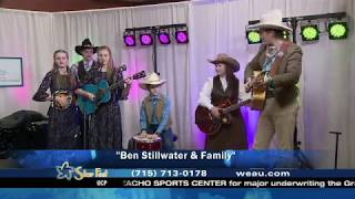 WEAU UCP 2019 Ben Stillwater and Family