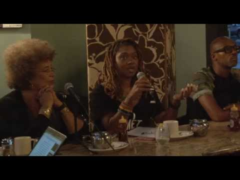 Black Lives Matter: Panel Discussion with Angela Davis