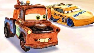 Cars: Lightning League Competitors List