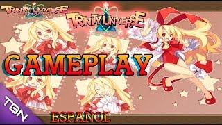 Trinity Universe Gameplay Español PS3