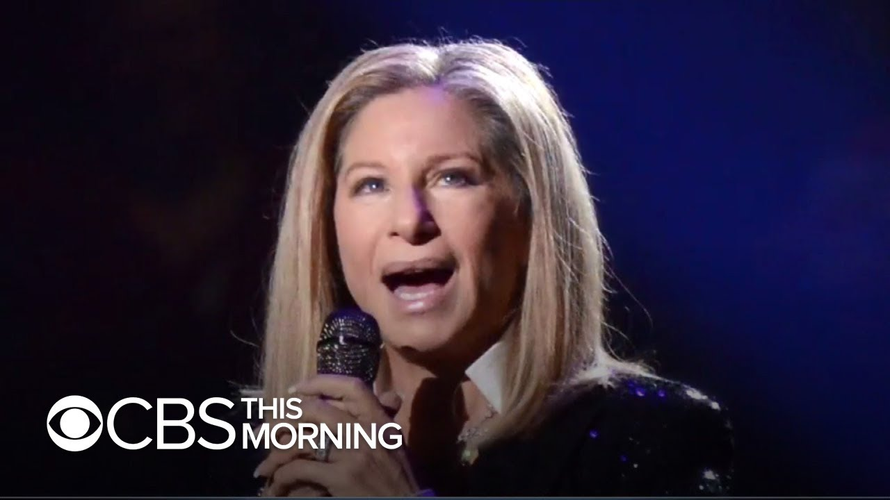 Barbra Streisand buys Disney shares for George Floyd's daughter