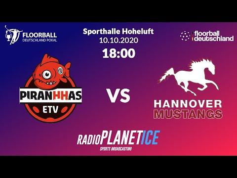 ETV Piranhhas Hamburg vs. Hannover Mustangs