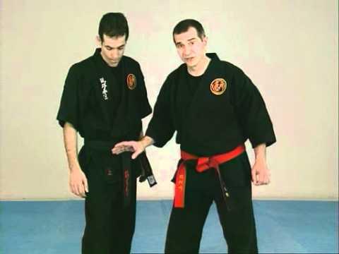 Préférence Frapper les points vitaux technique arts martiaux self défense  WM76