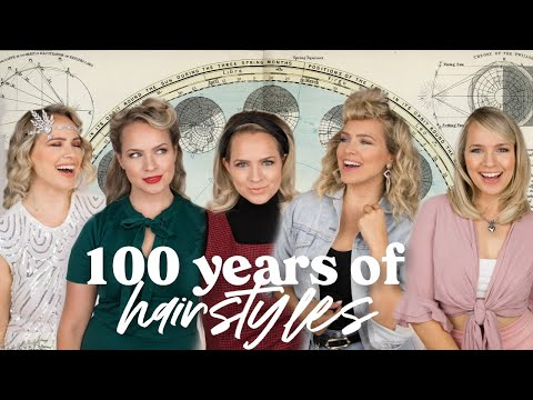 100 Years Of Hairstyles - Kayley Melissa thumbnail