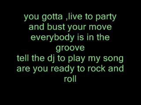 live to party lyrics jonas brothers!!!