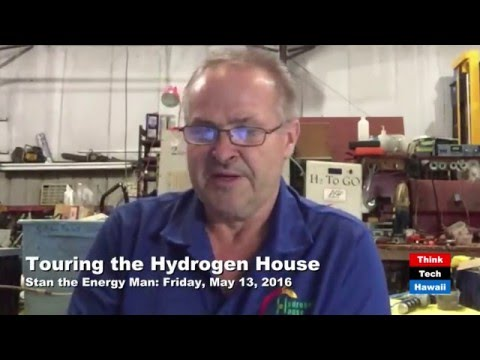 Touring the Hydrogen House - Michael Strizki