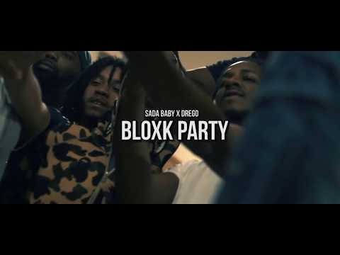 Sada Baby & Drego Block Party music video