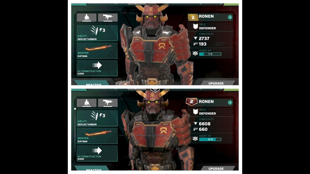 Agentstats modern combat versus agent stats changes in old and new