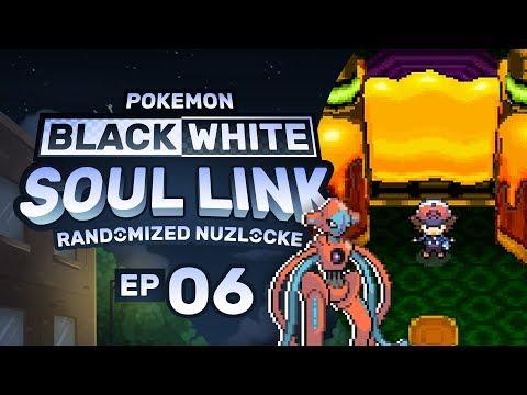 Pokemon Black & White Soul Link EP 06 | ADVERTISEMENT!!