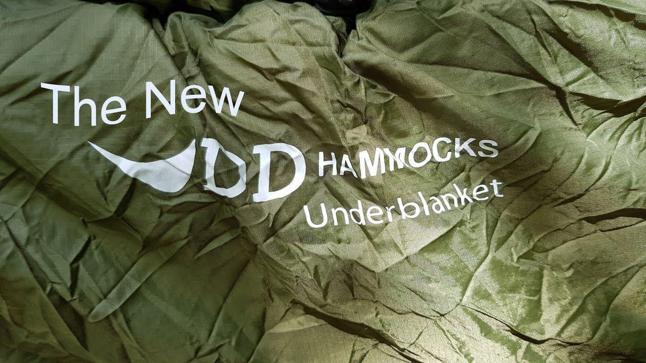 dd hammocks new underblanket mk2   dd underblanket dd hammocks new underblanket mk2   dd underblanket   youtube  rh   youtube