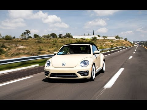 LOOK THIS AWESOME 2019 Volkswagen Beetle Final Edition