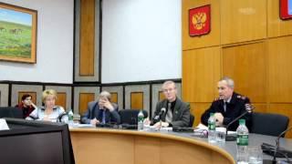 """Круглый стол в ДАО о """"резиновых квартирах"""""""