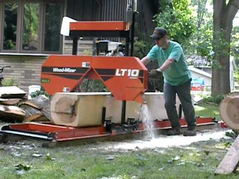 Portamill Portable Chainsaw Sawmill By Norwood Portable