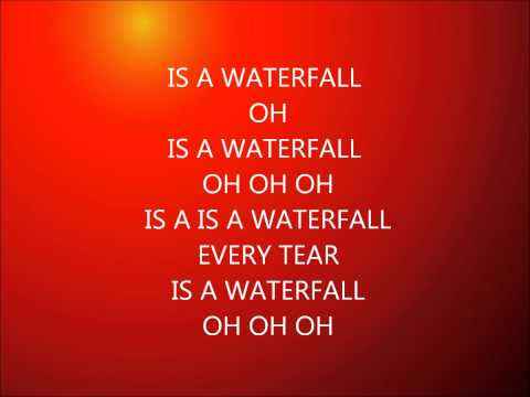 Every Teardrop is a Waterfall - Coldplay (Lyrics)