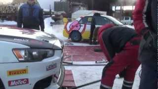 Rally Sarma 2012 review by Aivis Egle and Andis Dauga