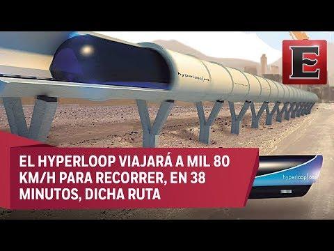 Tren ultrarrápido cubrirá la ruta CDMX-Guadalajara