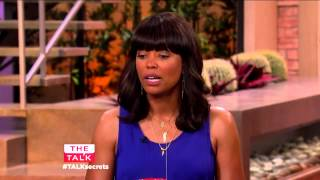 The Talk   Aisha Tyler Reveals Getting Kicked Out of High School
