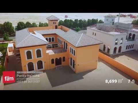 Mallorca Type Next to Mosque! Huge 6BR Plus Study for Sale in The Villa  Project, Dubai