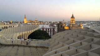 In The Field: Modern And Classic Architecture In Seville