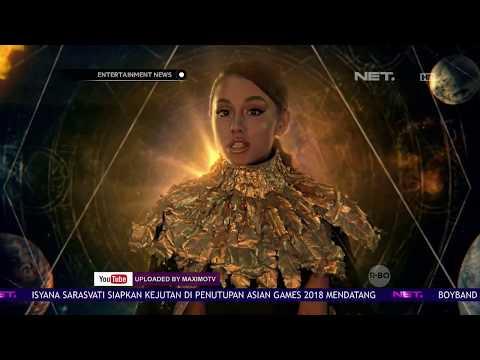 Album Sweettener Ariana Grande Sukses Puncaki Tangga Billboard Mp3