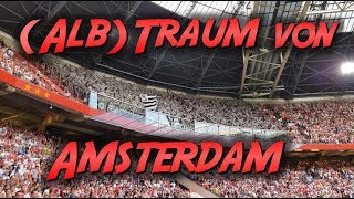 (Alb)Traum von Amsterdam | AFC Ajax - SK Sturm Graz 2:0 (1:0), Champions League Q2, 25.07.2018