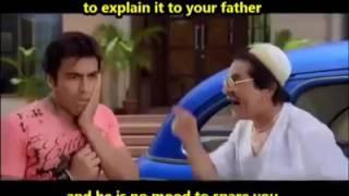 Dhamaal movie funny scene