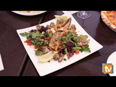 Barnet TV - Eating Out: Luzzi's Italian Restaurant