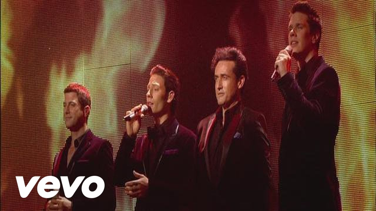 Il divo wicked game melanconia live in london 2011 for Il divo wicked game