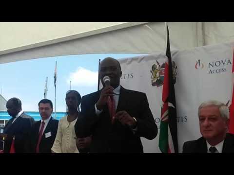 Novartis Foundation launches affordable drugs program in Kenya