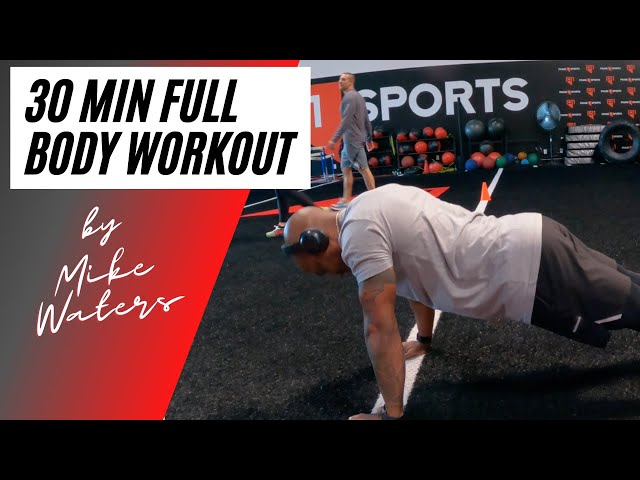 30 Minute Full Body Workout   ABT- Athletic Based Training