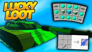 GIANT PANZER IM LUCKY LOOT OP BATTLE