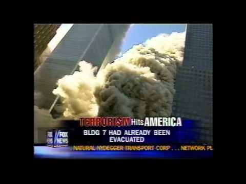 5:30 am EST September 12, 2001 Fox News broadcast