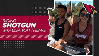 Kyler Murray is a little Superstitious | Arizona Cardinals #RidingShotgun