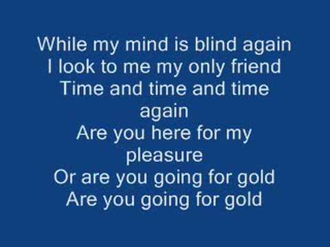 shed seven going for gold with lyrics