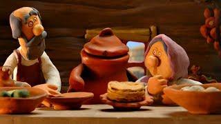 Гордый Мыш и Глинька  - Гора самоцветов | Сказки для детей