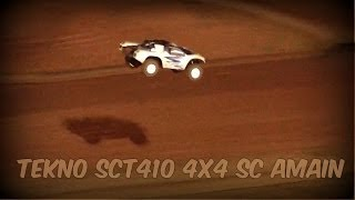 Tekno SCT410 | 4x4 SC A-Main | Dalton RC Night Racing
