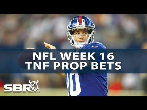 NFL Picks - Top Week 16 Thursday Night Football Props - 동영상