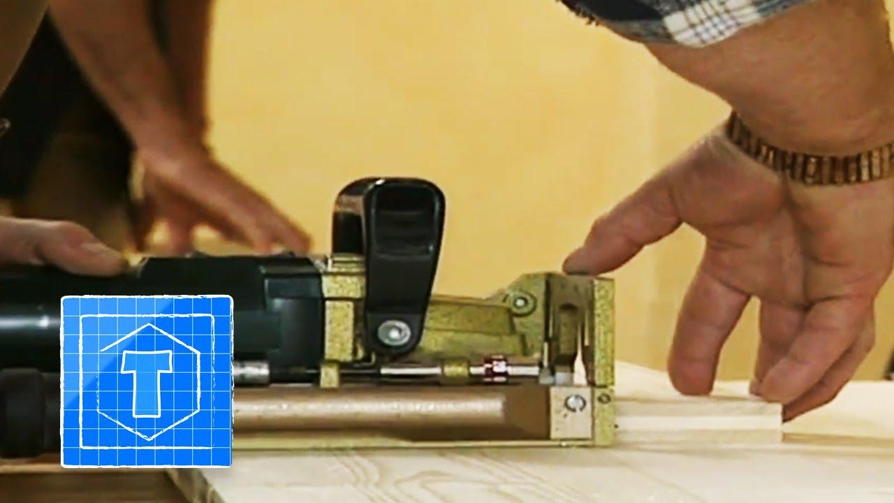 Hervorragend Handwerker- Tipp: Einen Holzschrank selber bauen - YouTube FV67