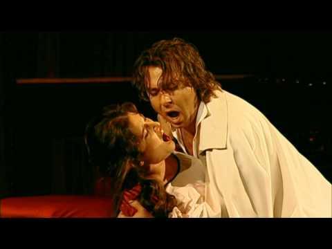 Roberto Alagna, Kate Aldrich 'Pourquoi me réveiller, ô souffle du printemps!' Werther Marc Barrard,