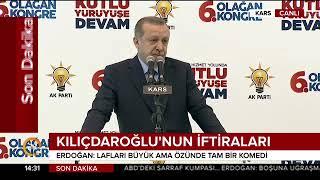 Kılıçdaroğlu iftira atarken Çorlu ile Çorum'u karıştırdı