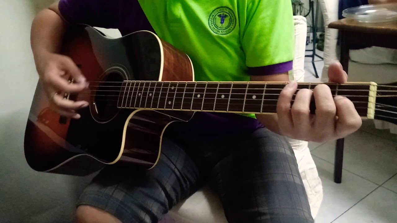 That Things You Do By The Wonders Guitar Cover Chords Progression