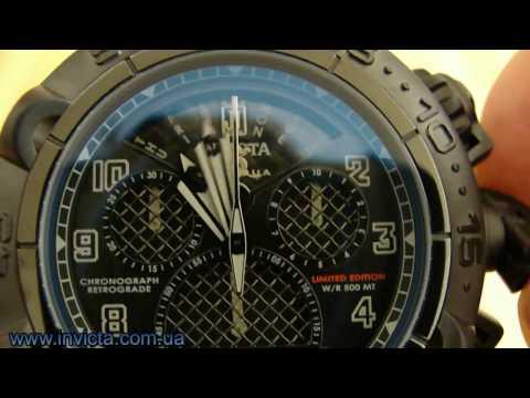 Invicta 22282 Jason Taylor Limited Edition Swiss Movement Subaqua V Chronograph 500m