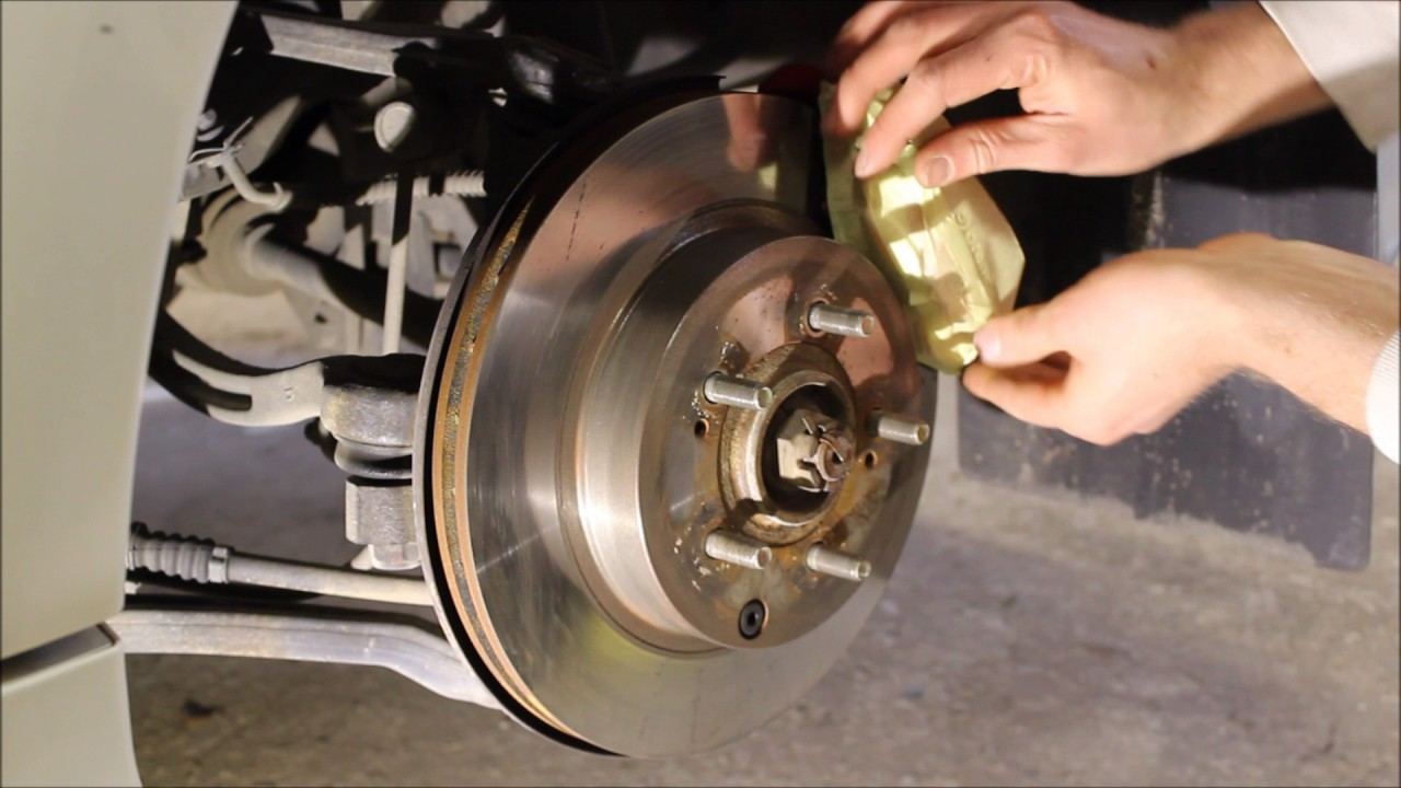 How To Paint Old Rusty Brake Rotors Youtube