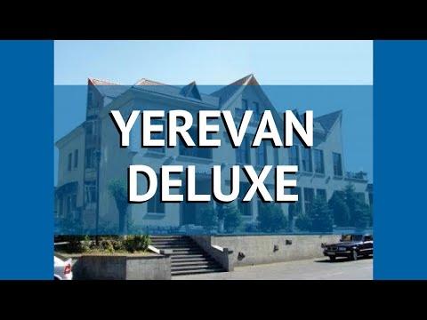 YEREVAN DELUXE 3* Армения Ереван обзор – отель ЕРЕВАН ДЕЛЮКС 3* Ереван видео обзор