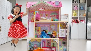 Boram and New DollsHouse Toys