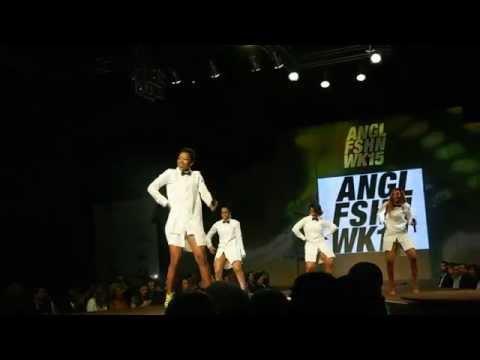 Afrikanas - Magá Moura no Angola Fashion Week