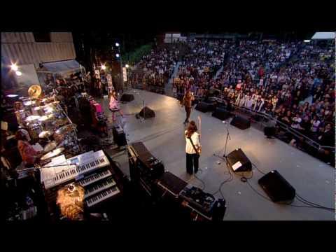 長瀬実夕 - 世界でいちばん熱い夏 (2008.04.29 NAONのYAON 日比谷野外音楽堂)