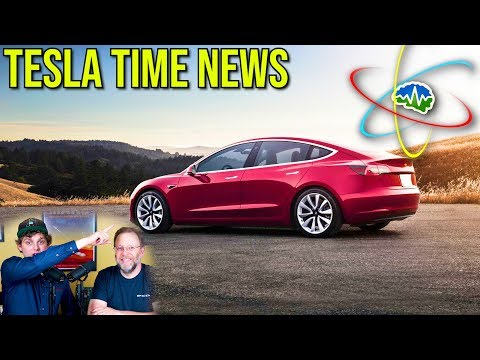 Tesla Time News - Model 3 AWD & Performance Editions Announced!