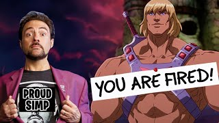Kevin Smith just F-ed himself! Masters of the Universe: Revelation bends He-Man over!
